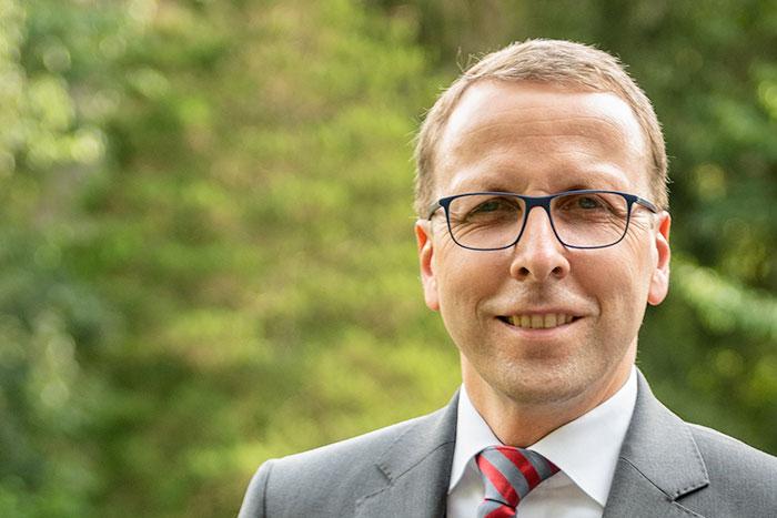 Foto: Lars Martin Klieve, Geschäftsführer der Essener Versorgungs- und Verkehrsgesellschaft mbH